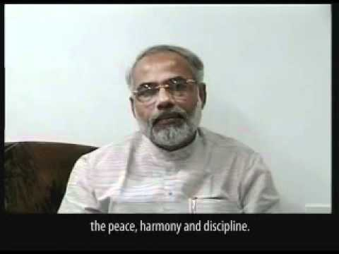 Narendra Modi speech after Godhra incident 2002 - the so called 'Riot period' -must see