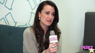 EXCLUSIVE! Kyle Richards Spills On Season 5 Of RHOBH, Her Status With Brandi Glanville & More!