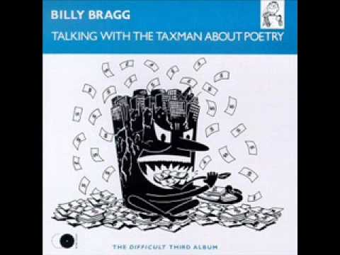 Billy Bragg - There is Power in The Union