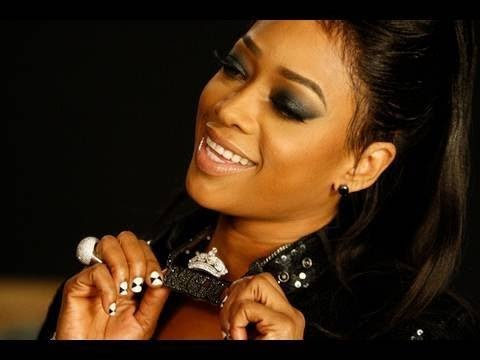 Makeup Tutorial| Celebrity inspired Trina Black and Brown ...