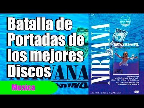 Batalla de Portadas de los Mejores Álbumes de la Historia