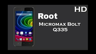 How to root micromax q335 in eassy and simple steps without pc and install recovery