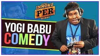 Yogi Babu Comedy | G. V. Prakash Kumar | Anandhi| Rajendran | Latest Tamil Comedy