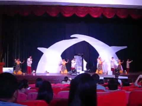 Wvsu Week 2012 - Philippine Folk Dance - 10 - Pandanggo Sa Ilaw - Con   Nursing (champion) video