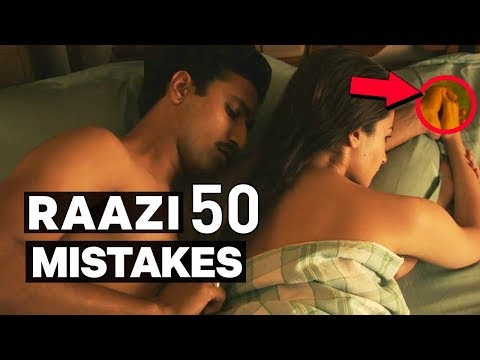 [FTWW] Raazi mistakes | FilmyThings Wrong With Raazi | LoopSin #01 thumbnail
