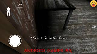 Granny😱/horror😟/funny😂/android gamer raj😍