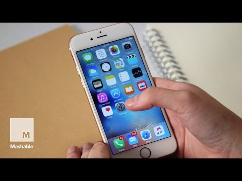 iPhone 6S Hands-On Review | Mashable Tech