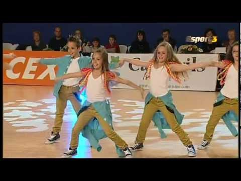 Hip Hop Sport3, Minilittles Quality 1ºs. Infantil  Cpt. Hip Hop Thatsfly Dance  Cambrils 2012 video