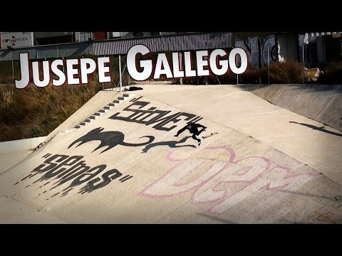 Jusepe Gallego - Skateboard Part 2014