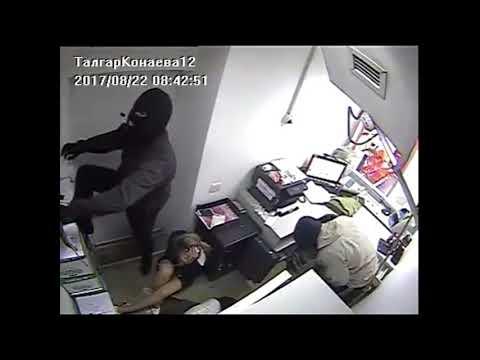 Ограбление Kaspi bank под саундтрек из PAYDAY2