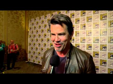 The Avengers: Age of Ultron: Josh Brolin Comic Con Movie Interview
