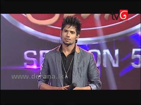 Dream Star Season 05 ( 12-04-2014 ) 02 - Naveen Dilshan