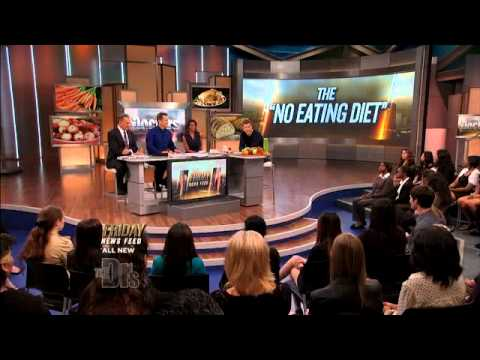 "The ""No-Eating"" Diet? -- The Doctors"