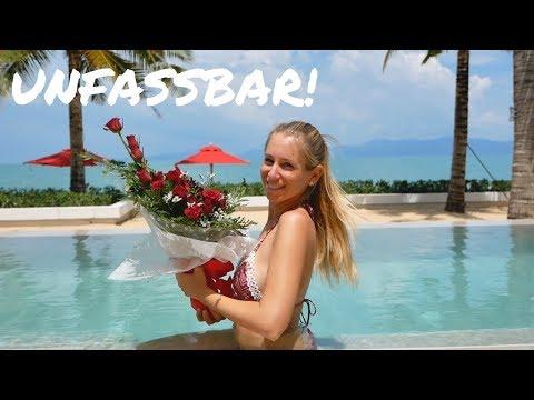 Ich kann es nicht in Worte fassen - Geburtstag im Paradies - Koh Samui | VLOG #304