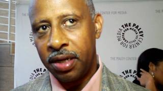 Paley Event: Interview with Ruben Santiago-Hudson of Castle