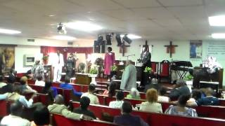 Pastor Teresa Hill The Alley Preacher Sermon Pt 1