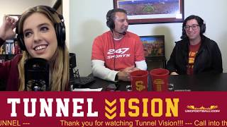 Tunnel Vision - USC Spring football day one discussion
