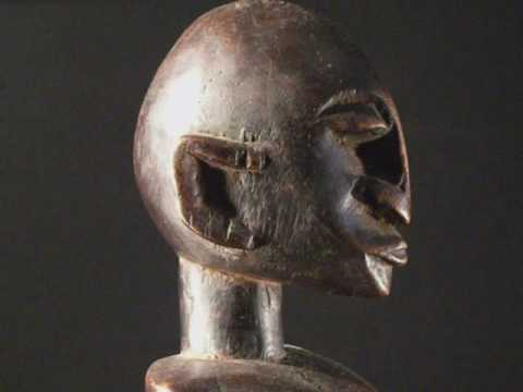 Primitive Art. Dogon. Mali. West Africa Video