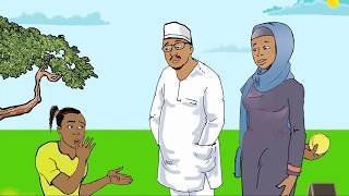 Alhaji Wonder Episode 3 (Hajia and the Girls)