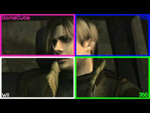 Ah Guide Resident Evil 4 Hd Xbox 360 Vs Other Versions