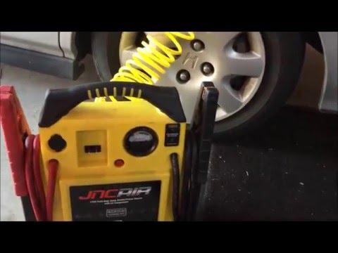 Jump N Carry JNCAIR 1700 Amp 12 Volt Jump Starter with Air Compressor Review