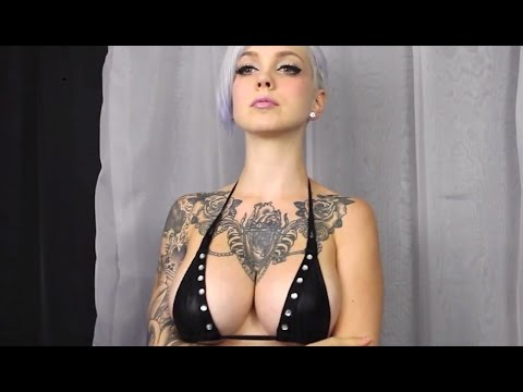 Model Makes Her Boobs Dance To Mozart | What's Trending Now video
