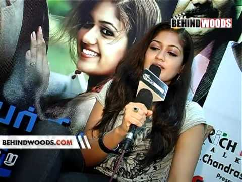 Meghana Raj Interview video