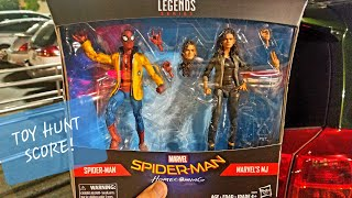 LIVE Incredible TOY HUNT SCORE! SPIDER-MAN Far From Home ML