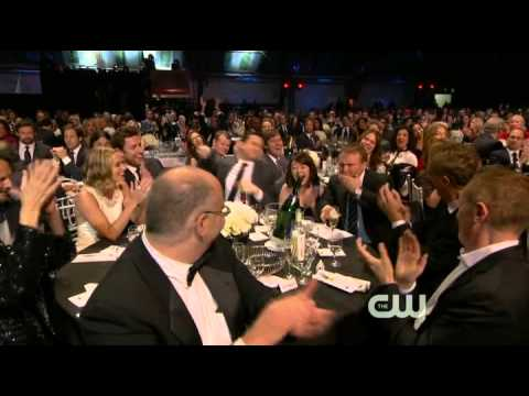 Ian Somerhalder & Jaime King presenting @ 18th Critics Choice Movie Awards 2013~High Quality