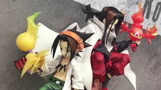 TCC2018 Kotobukiya ARTFXJ Asakura Yoh & Hao (Shaman King) コトブキヤ ARTFXJ 麻倉葉 & ハオ (シャーマンキング)