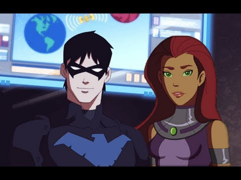 Young justice season 3 on netflix youtube - Pictures of nightwing from young justice ...