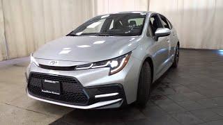 2020 Toyota Corolla Des Plaines, Elmhurst, Schaumburg, Chicago, Naperville, IL T53161
