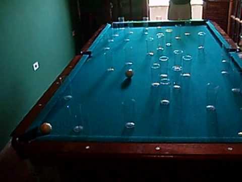 Trucos de Pool de Adrian Colome