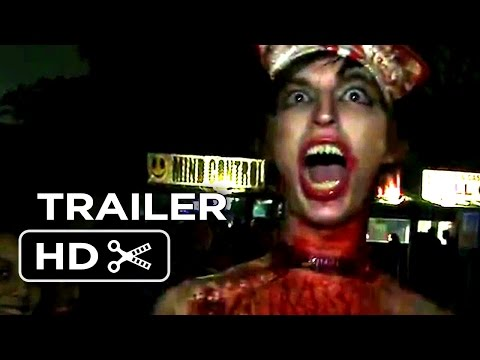 The Houses October Built Official Trailer 1 (2014) - Horror Movie HD