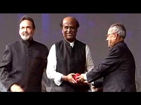 Miracles Do Happen: Rajinikanth video