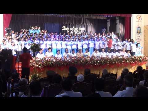 Trincomalee Sri Lanka St Mary's College 150 Anniversary