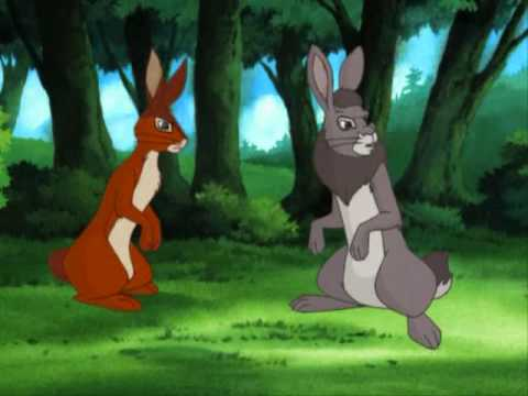 Watership Down episode one: The Promised Land 1/3 Music Videos