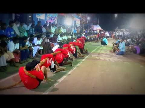 All Kerala Tug Of War (vadam Vali) 2013  Aaha Neeloor V s Challengers Mattakkuzhi video