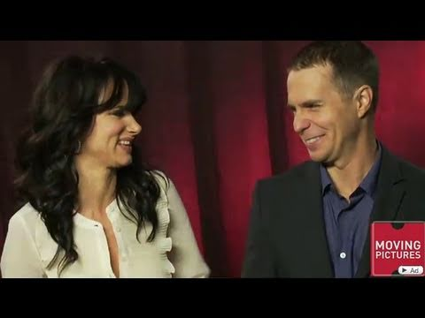 Juliette Lewis & Sam Rockwell discuss acting in their film