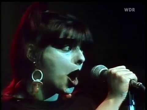 """NINA HAGEN - Naturträne """"Live"""" 1978"""
