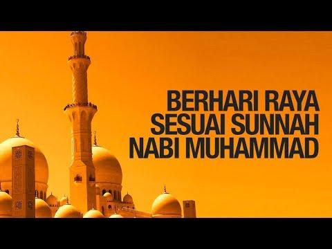 Berhari Raya Sesuai Sunnah Nabi Muhammad ﷺ - Ustadz Ahmad Zainuddin Al-Banjary