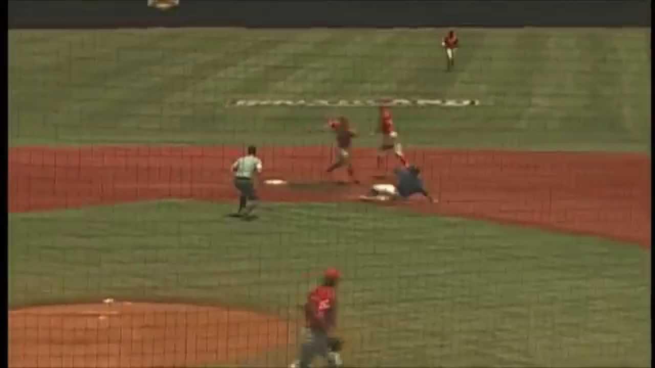 Baseball A amp M CC 3 Nicholls 2 Elimination Game ...