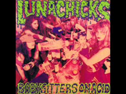 Lunachicks - Born To Be Mild