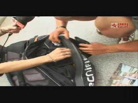 Janko Tipsarevic - Bag Check Video