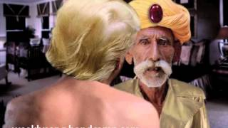 DONALD AND THE GENIE -- funny trump song