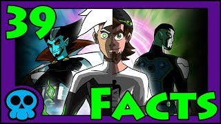 39 Facts About The Danny Phantom/ Ben 10 CROSSOVER | Tracing the Border #2