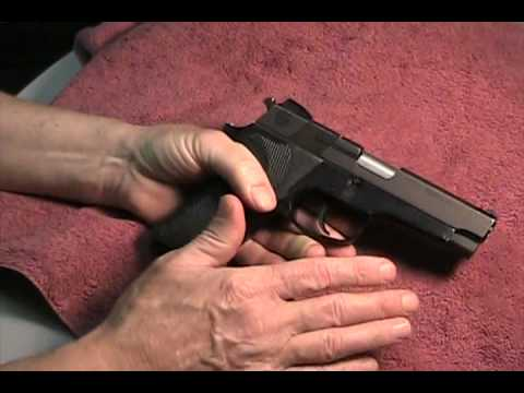 Smith and wesson model 39-2 disassembly - YouTube