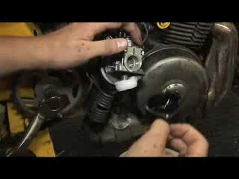 Moped Gangs: How to Clean a Carburetor