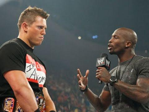 0 Raw: Raw guest star Chad Ochocinco meets The Miz