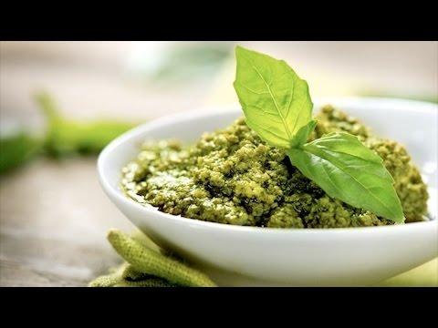 Clique e veja o vídeo Receita Molho ao Pesto
